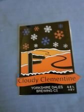 Yorkshire dales brewery pump clips