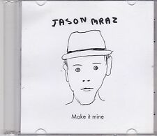 Jason Mraz-Make It Mine promo cd single