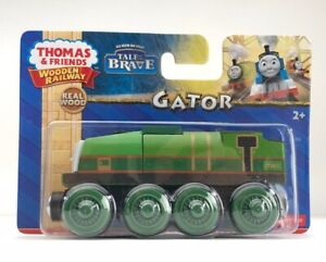 Gator the Tank Engine Wooden Wood Train Toy From Thomas & Friends
