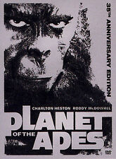 "Planet of the Apes ""35th Anniversary Collector's Edition"" (Ws) Brand New Sealed!"