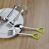 gabel schaufel form neue küche multi farbe lange mit edelstahl eis löffel