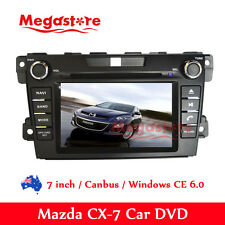 7 inch Car DVD GPS for Mazda CX-7 BT radio 2009-2012 support bose system