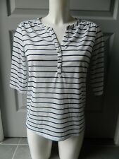"T shirt femme T 2 ""Cache Cache"" style marin"