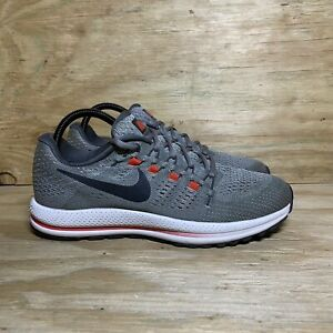 Nike Air Zoom Vomero 12 Running Shoes, Men's Size 8.5, Gray PROMOTIONAL SAMPLE