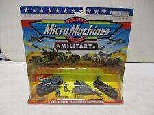 1998 Micro Machines Military #16 Black Diamond Warriors