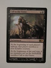 Call to the Grave / Magic the Gathering / MTG