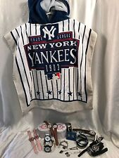 NY Yankees Misc Box of Previously Used items