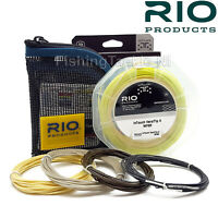 Rio InTouch VersiTip II - Sink Tip Series - Fly Line & 4 Interchangeable Tips