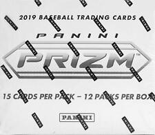 2019 PANINI PRIZM BASEBALL CELLO MULTI PACK BOX