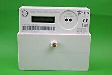 Electricity Meter Landis + Gyr E110 Single Phase Watt Hour Meter 100A OFGEM