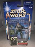 "2002 Hasbro Star Wars Return Of The Jedi Endor Rebel Soldier 4"" Figure-NRFP"