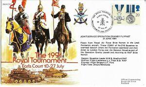 GB 1991 Tristar Flown Royal Tournament Earls Court