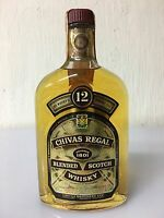 CHIVAS REGAL 12 years old 37,5cl 43% Vol Blended Scotch Whisky Vintage