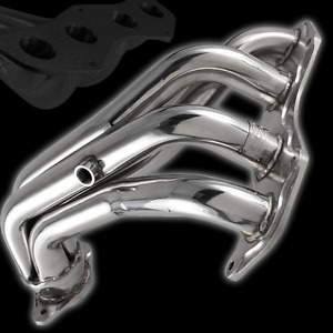 DC Sports 4-2-1 Polished SS Header (1pc) for Scion 8-12 xB 2.4L SSR4403