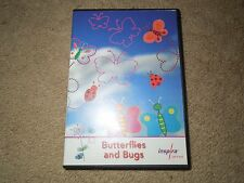 Inspira Butterflies and Bugs Embroidery Designs (CD-ROM, 2011) Item # 6200936-96
