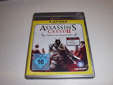 PLAYSTATION 3 ps3 ASSASSIN 'S CREED 2