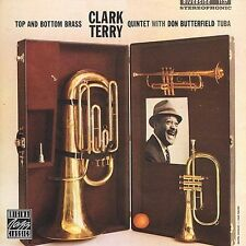 Top and Bottom Brass [Riverside] by Clark Terry Quintet (CD, Mar-1993, Riverside