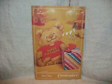 Vintage 1982 Hallmark Paper Shirt Tales Birthday Party Centerpiece Gift Box