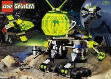 LEGO 2154 - Space RoboForce - Robo Master - 1997 Rare / Vinatge Set