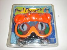 Pool Peepers One Way See Through Mask