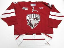 GUELPH STORM AUTHENTIC OHL HARVARD PRO REEBOK HOCKEY JERSEY SIZE 54