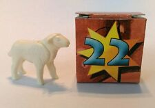 REPLACEMENT 2004 PLAYMOBIL Christmas Advent Calender 4151 BOX #22 BABY LAMB