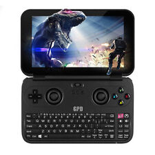 "5.5"" GPD WIN Video Game Console 4/64GB Touch Panel Keyboard Joystick Laptop Play"