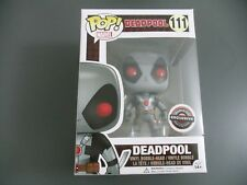 FUNKO POP DEADPOOL X-FORCE  GAMESTOP EXCLUSIVE (MARVEL, DC COMICS) 2 SWORDS