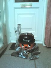 Numatic Henry Red Bagged Vacuum Cleaner Hoover C/W New Tools And Bags.