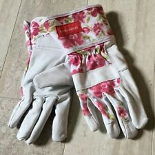 Laura Ashley Floral Pattern Ladies Gardening Gloves.