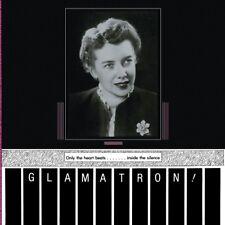 GLAMATRON - ONLY THE HEART BEATS & CHROME HORIZONS   VINYL LP NEU