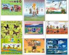 2008 Miniature Sheets Year Pack - set of 16 different MS