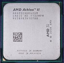 Nur 45W Quad Core ! AMD Athlon II X4 605e Propus Quad-Core 4x 2.3 GHz Sockel AM3