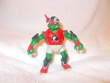Teenage Mutant Ninja Turtles Action Figure 2003 Raphael 5 inch