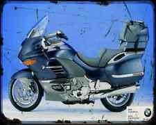 Bmw K1200Gt 06 A4 Metal Sign Motorbike Vintage Aged