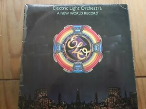 ELO - A new world record vinyl