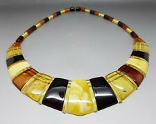 "18,1"" Elegant Baltic Amber Cloepatra Necklace Beads for Woman MIX/Citrine"