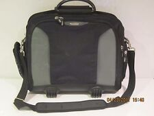 "Targus  TR301 Black/Gray15"" Elite Notebook Commuter Case Model-FREE SHIP NWOTS!"
