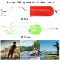 Explosion Hook Cage Fishing Tackle Sea Box Hook Anti-hanging Bottom Bomb Hook
