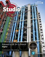 More details for studio edexcel gcse french higher student book by ramage, gill book the cheap