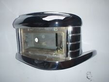 LH CHROME Parking Light Body / Housing 49 50 Frazer , Kaiser Frazer # 204564