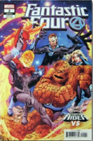 FANTASTIC FOUR #2 Cosmic Ghost Rider Variant Marvel Comics 2018 COVER D
