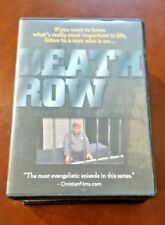 Death Row - The Death Penalty Christian Films Convicted of Murder LIKE NEW DVD