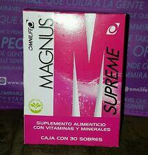 Omnilife MAGNUS SUPRIME free samples