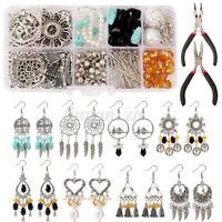 DIY Earrings Supplies Jewelry Leaners Making Kit Handmade Crafting Set