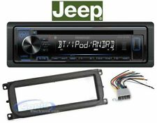Kenwood CD Radio In-Dash Receiver w/Bluetooth For 1999-2004 Jeep Grand Cherokee