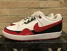 Nike Alphaballer Low Retro Red White Grey Men's sz 10.5  476629-168 jordan iii