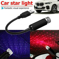 Plug and Play Night Light USB Car Ceiling Roof Light Romantic Lamp Home Decor