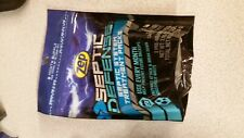 Zep  Powder  Drain Freshener and Cleaner  4 oz.