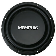 "Memphis Audio SRXS1244 12"" Street Reference Series Car Audio Shallow Subwoofer"